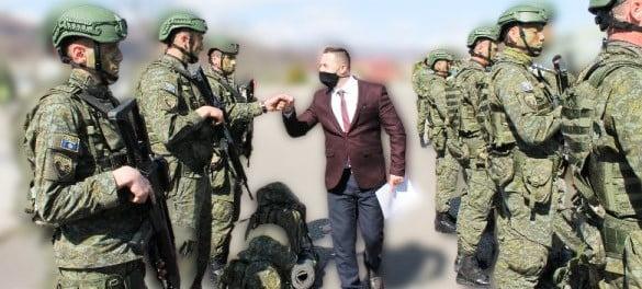 """ÚJABB PROVOKÁCIÓ? Montenegró vakcinákat adományozott a  montenegró ÚJABB PROVOKÁCIÓ? Montenegró vakcinákat adományozott a """"koszovói katonáknak"""" kosovo montenegro 2"""