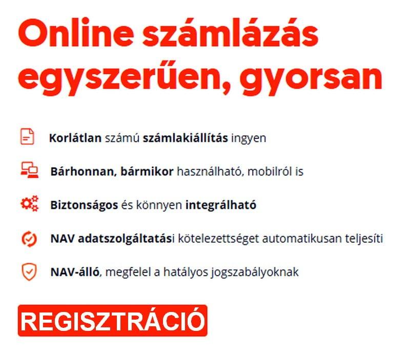 Számlázz.hu  Online számlázás egyszerűen, gyorsan szamlazz online 1