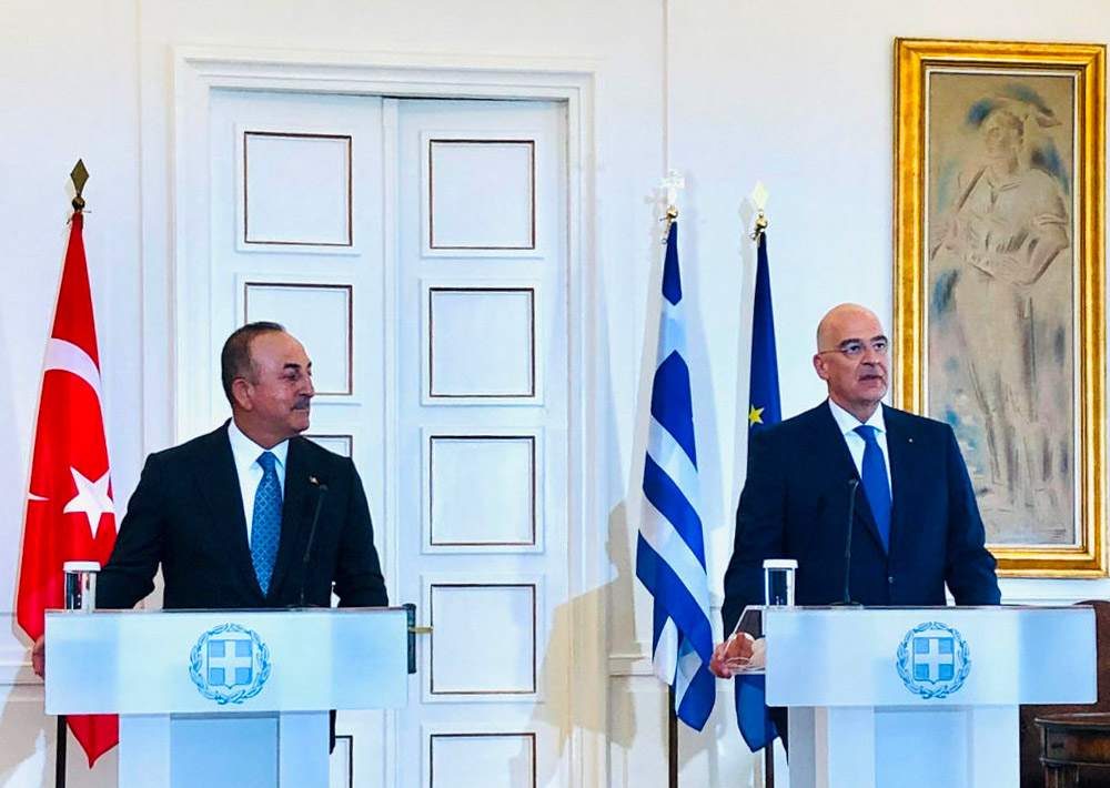 görög GÖRÖG-TÖRÖK KÖZELEDÉS: Tárgyalás van, nagy megegyezés nincs torok gorog kulugyminiszteri 5