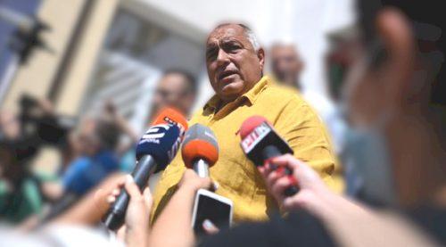 DURAMENT MOGUT: Bulgària tornarà a respondre o, de moment, sembla romandre en un punt mort Bulgaria.