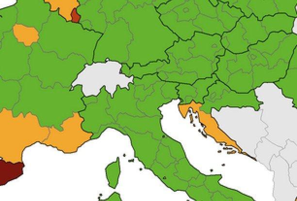turista DALMÁT DELTA: A horvátok elérték a koronavírus előtti esztendő 75%-át, de lehet, hogy ez a csúcs? dalmaci