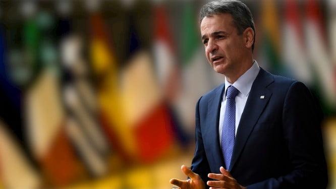 görög A MEGBÍZATÁS FELÉN: Barátkozik Izraellel és az Egyesült Arab Emírségekkel, miközben az uniós politika egyik kedvence micotakisz