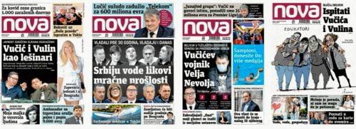 VAN NOVA A NAP ALATT: Már a szerb elnök is felfigyelt az új ellenzéki napilapra, nem is csoda nova VAN NOVA A NAP ALATT: Már a szerb elnök is felfigyelt az új ellenzéki napilapra, nem is csoda nova negy  500x181
