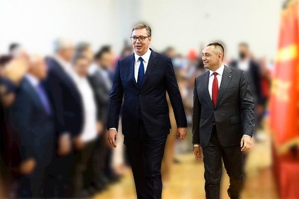 """sándor SÁNDOROK ÚJRATÖLTVE: Vulin ismét élesztgette a """"szerb világot"""", avagy mindennek van határa, kivéve Szerbiát vucic vulin"""