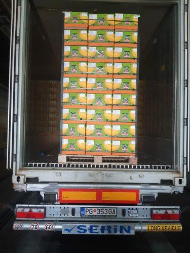 BANANAS STUNNING: 1,4 tonna cóicín le fáil i gcoinsíneacht bananaí i Montainéagró BANANAS STUNNING: 1,4 tonna cóicín le fáil i gcoinsíneacht bananaí i Montainéagró 5358404 trucail ff 375x500
