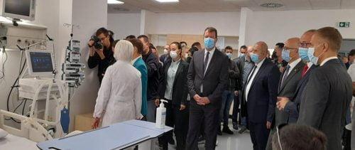 Már ma fogadják az első pácienseket a mišeluki Covid-kórházban covid NÉGY HÓNAP ALATT ÉPÜLT FEL: Átadták az újvidéki Covid-kórházat, amely már ma fogadja az első pácienseket 24633 get img 500x211