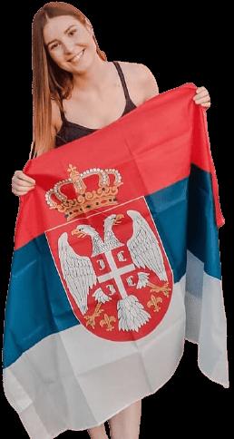 SEMBOLİZM: Sırp Birliği Günü ve Aziz George Şeridi - yani yeniden dirilen milliyetçiliklerin sembolü Sırp birliğinin sembolü SEMBOLİZM: Sırp Birliği Günü ve Aziz George Şeridi - yeniden dirilen milliyetçiliklerin sembolü