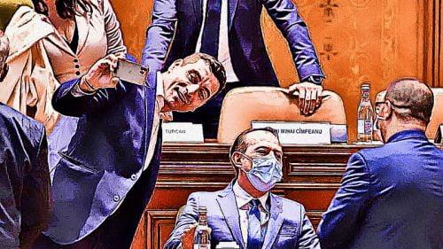 AZ ELNÖK EMBERE: Román válságdemokrácia, avagy politikai kudarc több képben florin cîțu AZ ELNÖK EMBERE: Román válságdemokrácia, avagy politikai kudarc több képben foto citu 500x281