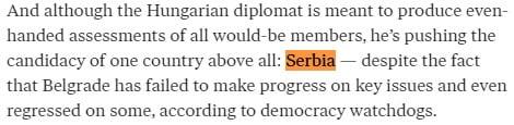 magyarország A 28. CSILLAG: Magyarország önzetlen szövetséges, avagy súlyos kravátli a nyak körül politico